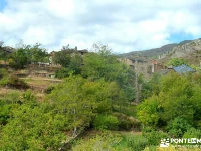 Ocejón - Sierra de Ayllón; viajes excursiones;trekking semana santa senderos viajes y turismo